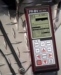 PR8-V Falvastagságmérő